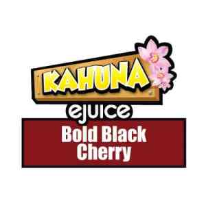 Bold Black Cherry eJuice