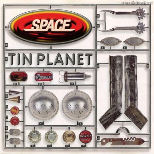 Tin Planet Space