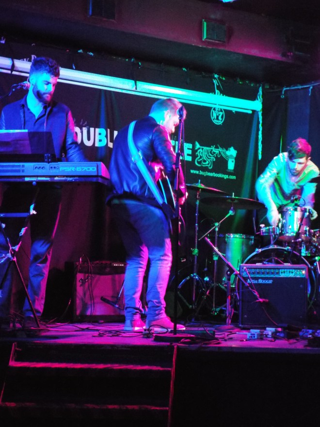 Penrose At The Dublin Castle: Photo Credit Lisa Hafey
