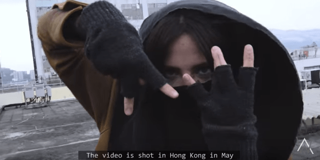Go behind the scenes in Hong Kong for Alan Walker's new music video for 'Sing Me To Sleep'