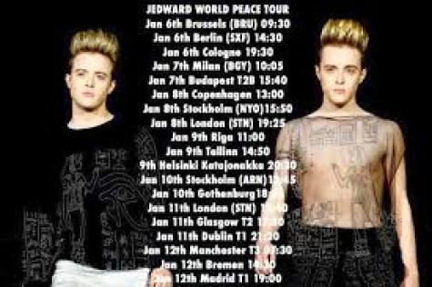 world peace tour
