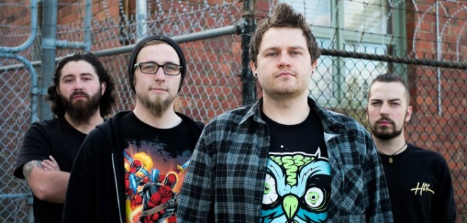 Naberus release video for 'Cohesion', a single off their upcoming album The Lost Reveries.