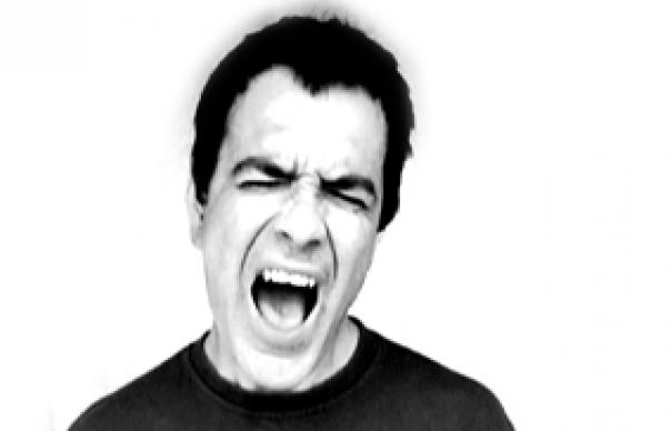 Life's a scream for David Gedge
