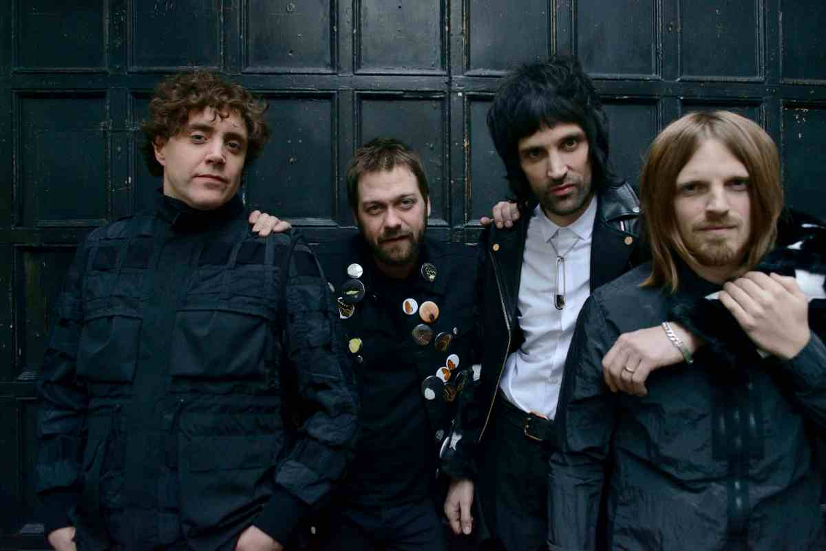 Kasabian Release New Single 'Are You Looking For Action?' New Album Out 5th May