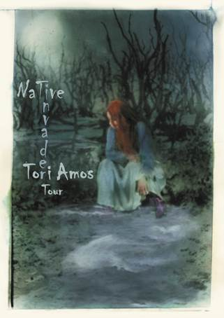 Tori Amos - Photo Credit Paulina Otylie Surys