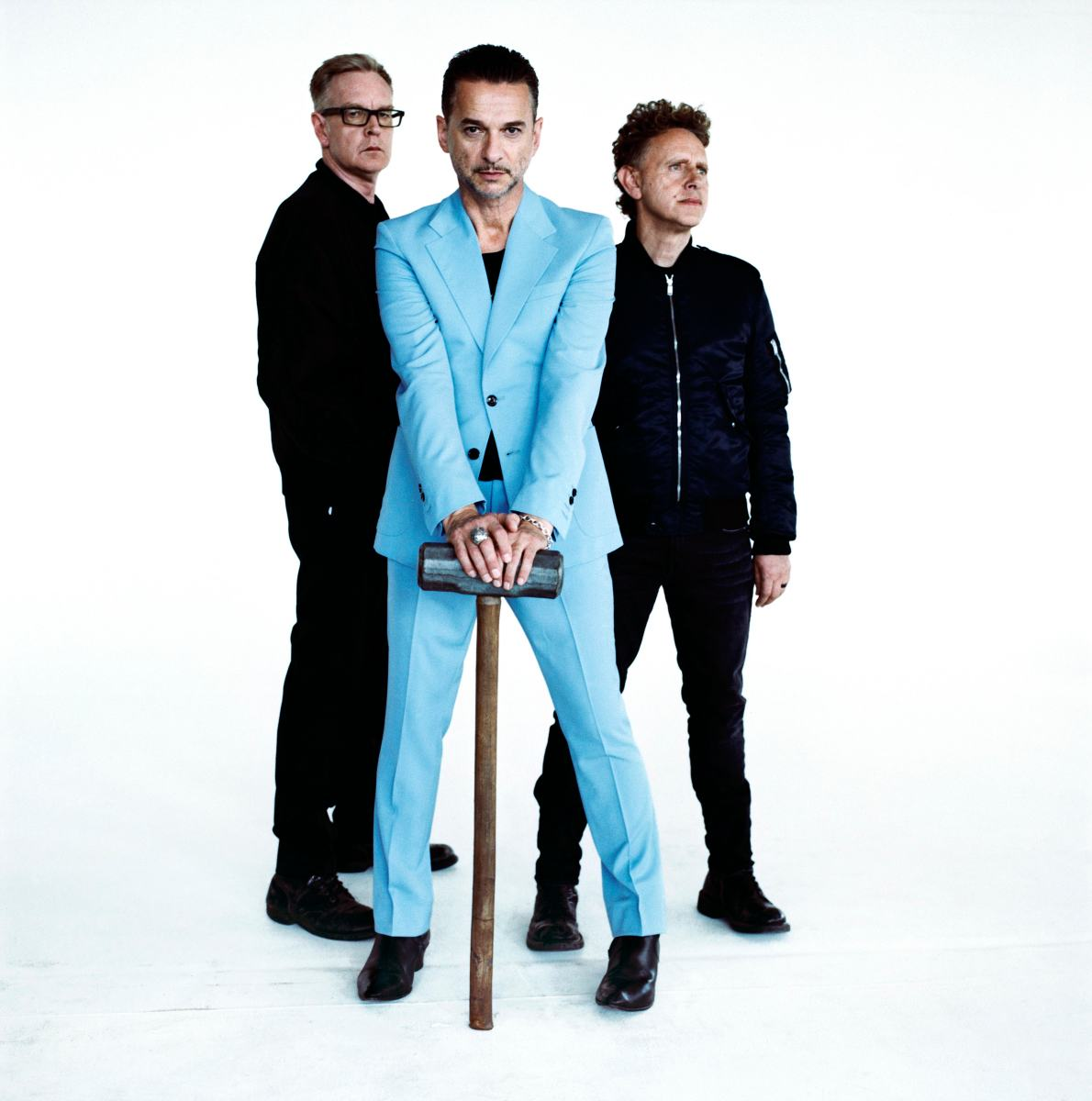 Depeche Mode Release Innovative 360 Video 'Going Backwards'
