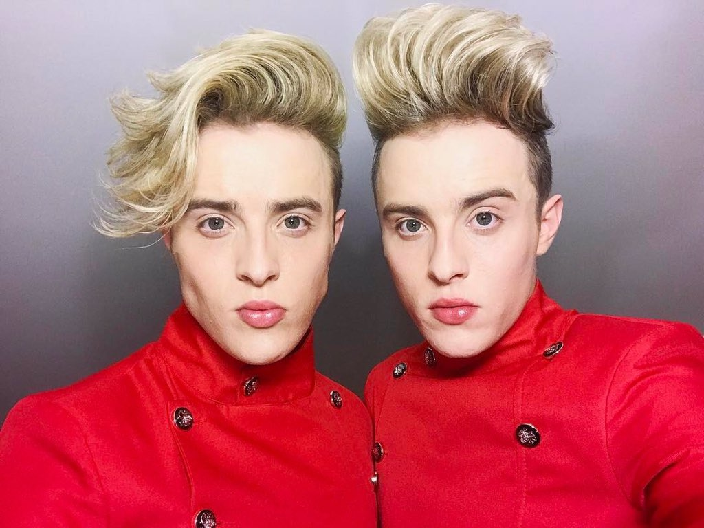 Eight Years Of Jedward!