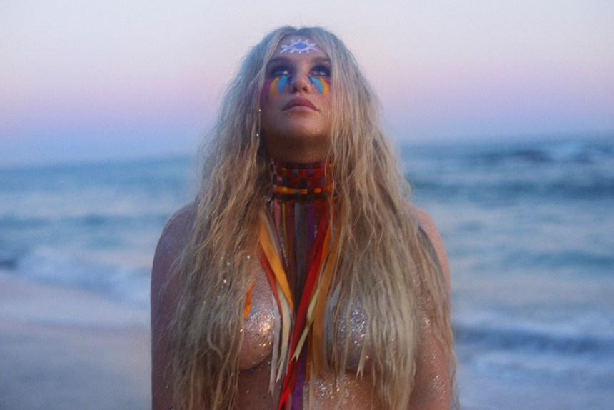 KESHA Press Shot - Photo Credit Olivia Bee
