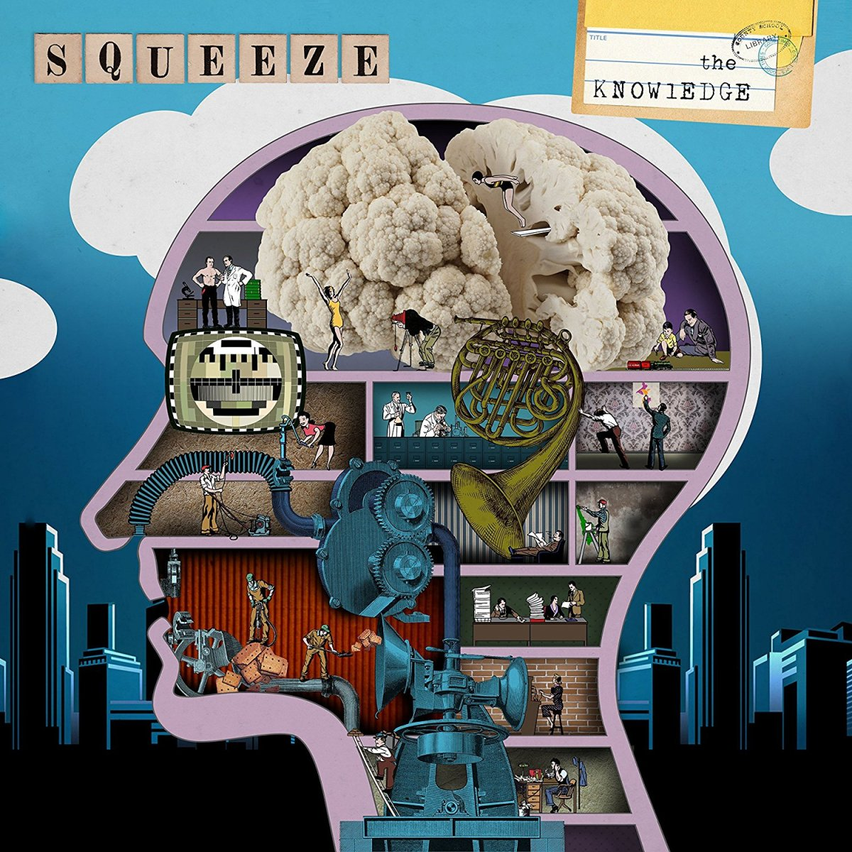 Get The Knowledge: Squeeze Mark Definite Return With New Album