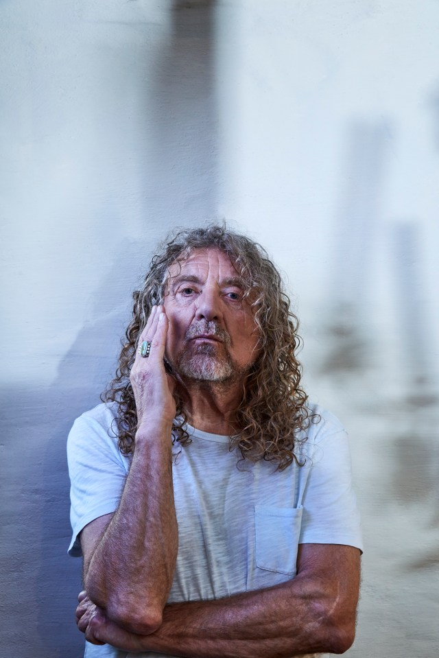 Robert Plant - photo credit Mads Perch