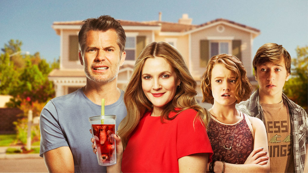 Santa Clarita Diet – Murdering Has Become A Hobby For The Hammonds