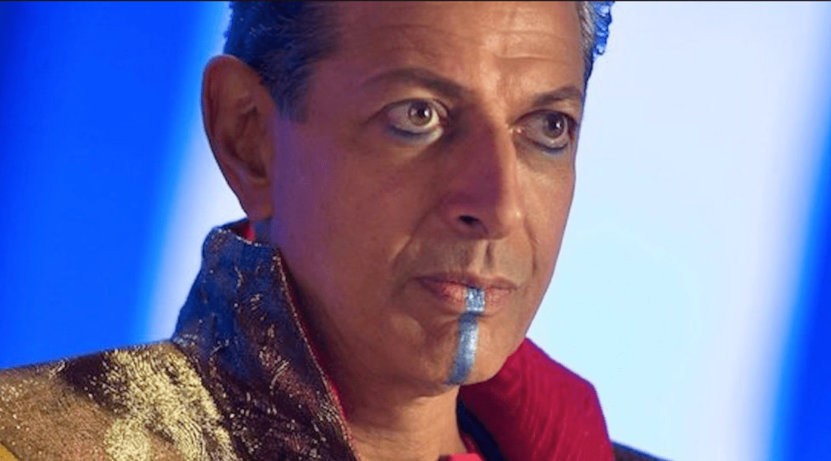 Hilarious Jeff Goldblum Improv Deleted Scene From 'Thor: Ragnarok'