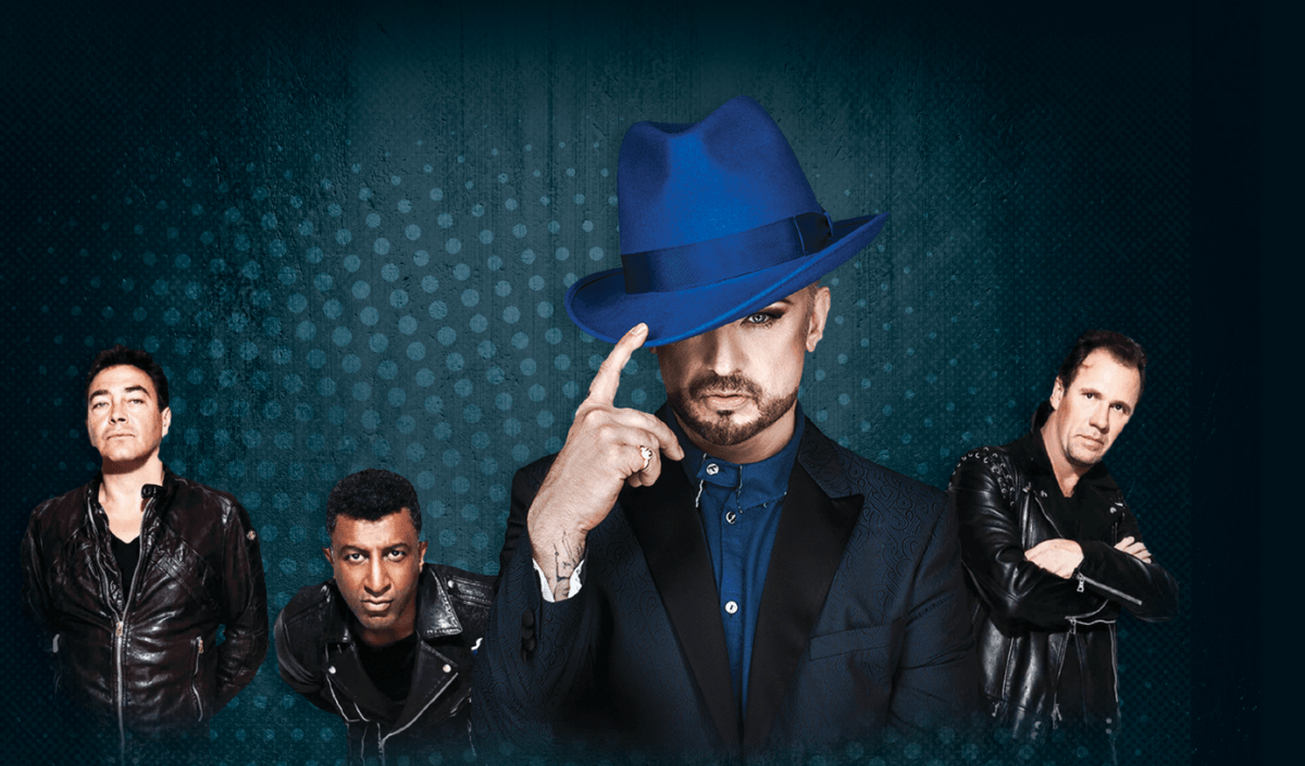 'The Life Tour' - Boy George & Culture Club, Belinda Carlisle, And Tom Bailey From The Thompson Twins To Do 11 Date UK Arena Tour