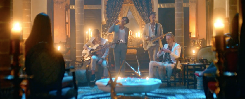 The Vamps Reveal 'Just My Type' Video