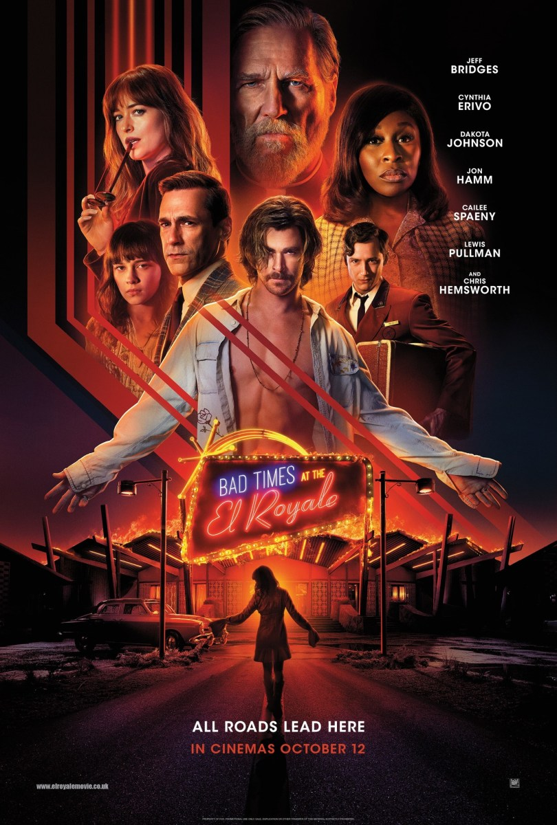 BRAND NEW CLIP - 'Bad Times At The El Royale' - In Cinemas This Friday