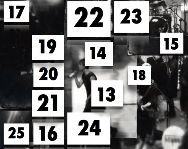 The Essential Advent Calendar: December 13