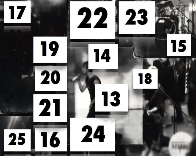The Essential Advent Calendar: December 13