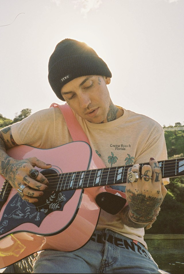 blackbear Photo credit: Sam Dameshek