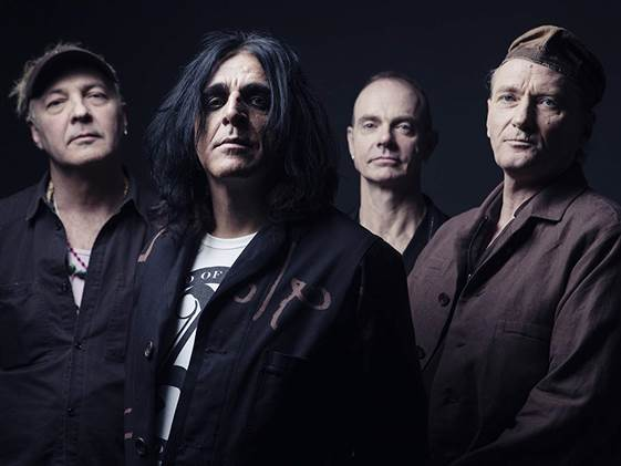 KILLING JOKE in Concert at REGENT STREET CINEMA plus Jaz Coleman Q&A