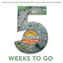 Five Weeks To Go Until This Year's Sunshine Festival!