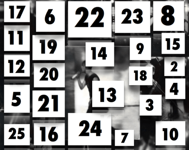 The Essential Advent Calendar: December 2