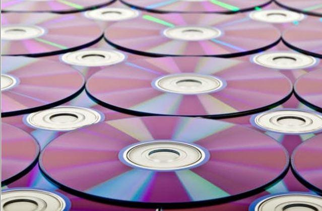 CDs - Image Credit Pexels.com