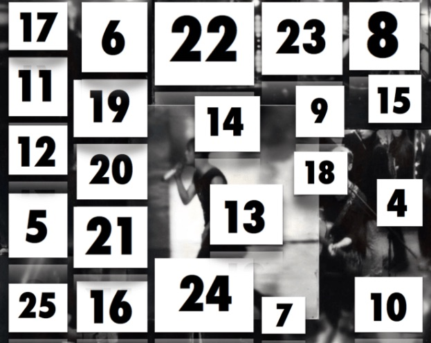 The Essential Advent Calendar: December 4