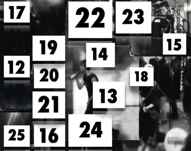 The Essential Advent Calendar: December 12