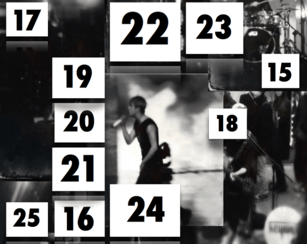 The Essential Advent Calendar: December 15