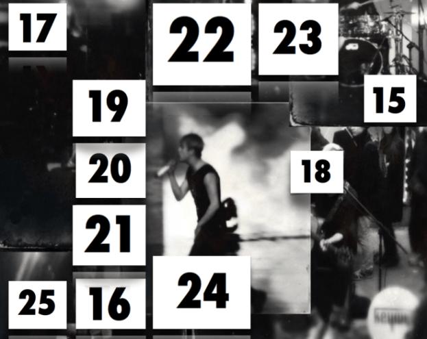 The Essential Advent Calendar: December 15