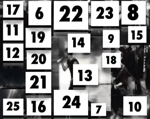 The Essential Advent Calendar: December 7
