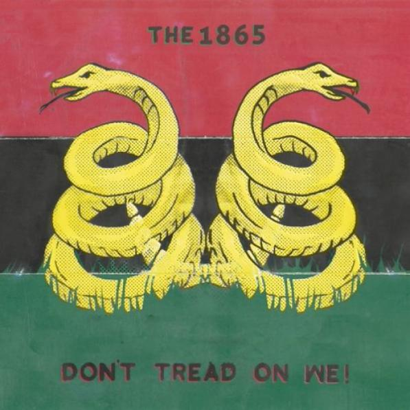 Don't Tread On We! cover art
