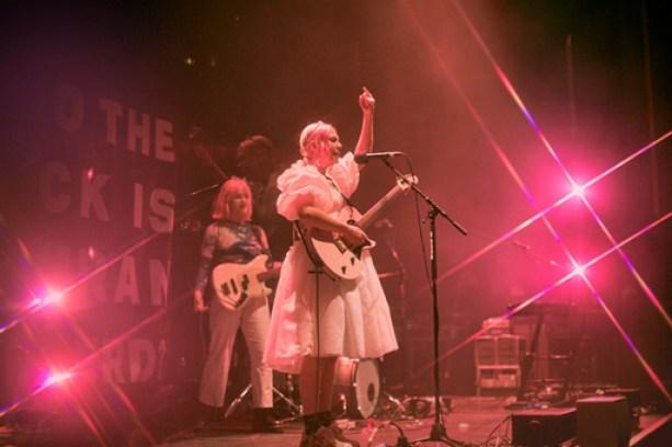 Lauran Hibberd, Eventim Apollo, 17 September - Photo Credit Ruby Gaunt