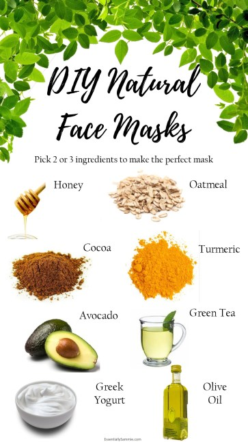 Customize Natural Face Masks