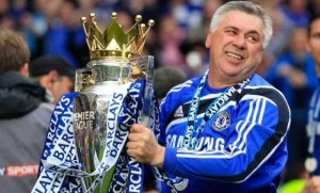Ancelotti Chelsea manager