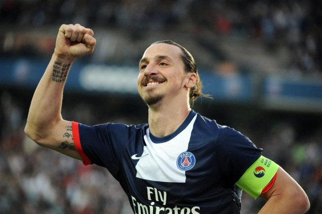 Zlatan has admitted he might be leaving PSG during the transfer window