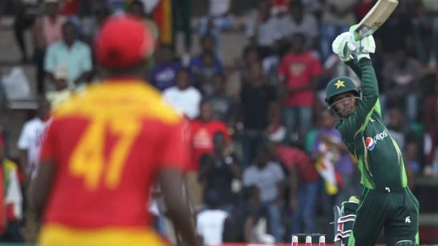 Aamer Yamin Pakistani cricketer