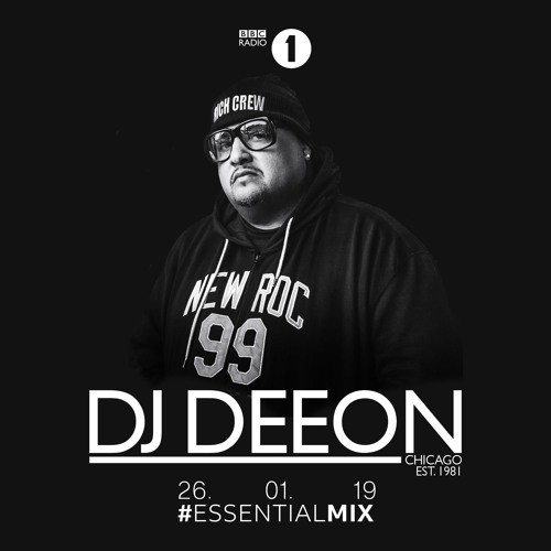 EssentialMix.me 2019-01-26 - DJ Deeon - EssentialMix