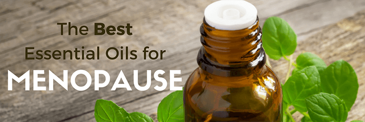 essential oils for menopause, essential oils for hot flashes