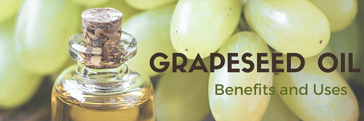 The benefits of grapeseed oil for hair and how to use grapeseed oil for skin care.