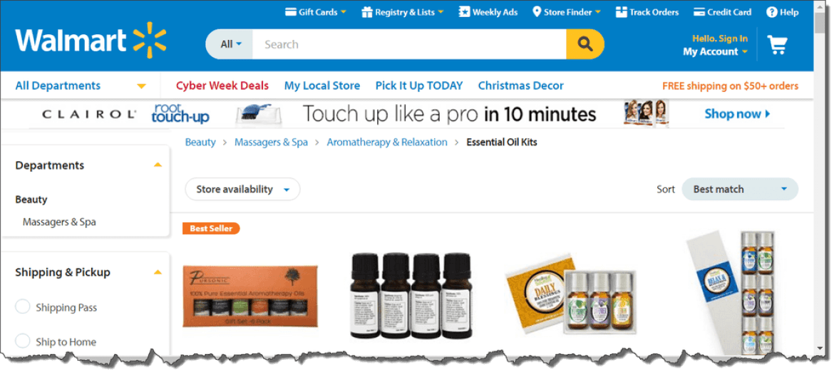 walmart-essential-oils