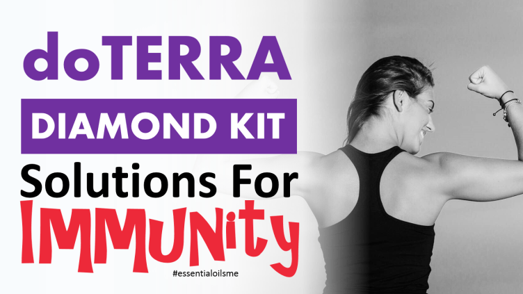 doterra diamond kit solutions for immune system