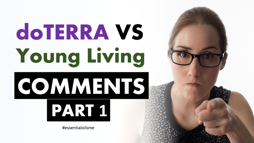 doterra vs young living comments part 1
