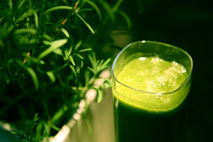Immune Boost Green Smoothie