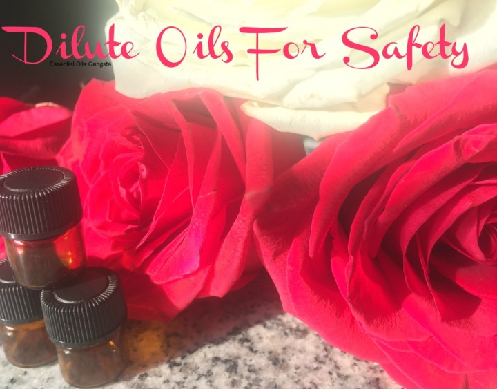 Even if your Essential Oils are 100% Pure, They are not 100% Safe