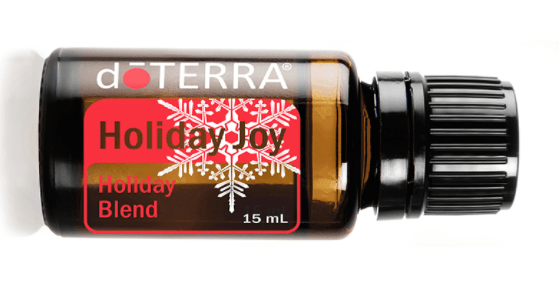 Holiday Joy + Arborvitae Doterra Bogo Week Wednesday November 2017 1