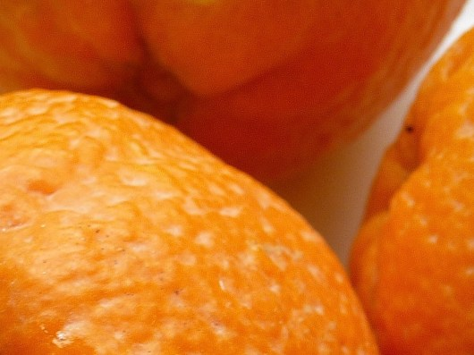Oranges? See the naked truth