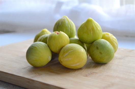 Figs saved from an abandoned tree in our village