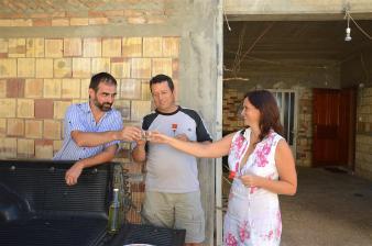 Cretan hospitality & cheers to the good times!
