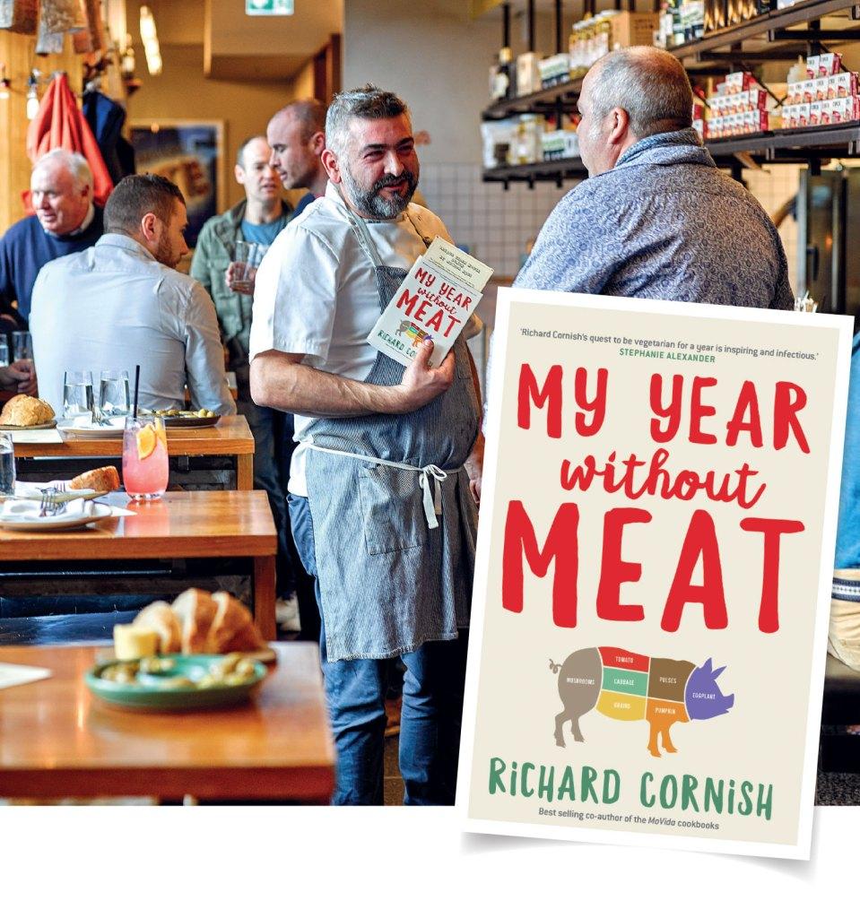 Richard Cornish - My Year Without Meat